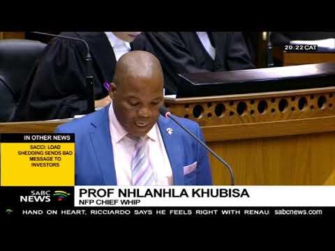 Eskom takes center stage during SONA debate