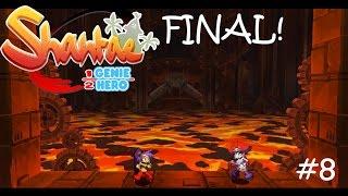 Shantae Half Genie Hero 8 ФИНАЛ Шантэ против Риски