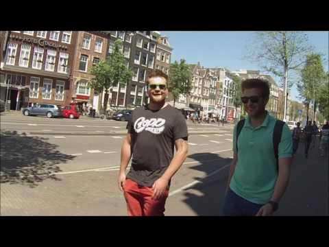 Amsterdam 2017 - Weekend trip 25. - 28.5.2017 - GoPro HERO 3