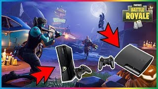 How To Get Fortnite xbox360/Ps3 mai 2018 'travailler'