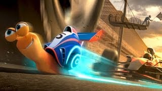 Dreamworks TURBO Trailer