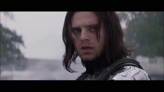 Капитан Америка против Зимнего солдата (Баки Барнс). Первый мститель: другая война