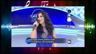 Wanessa Camargo paga mico no Gugu