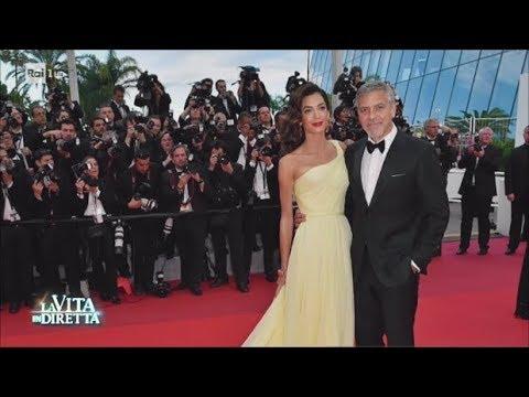 Mostra del Cinema di Venezia, i look delle star sul red carpet - La Vita in Diretta 01/09/2017