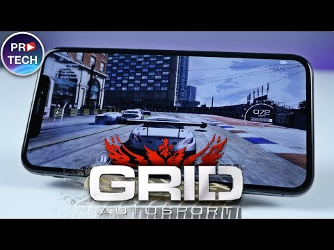 Обзор GRID Autosport - лучшая гонка для iOS и Android 2017/2018 года?! | ProTech