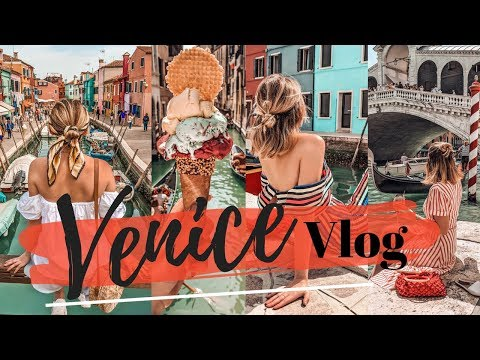VENICE Vlog || 2 nights in Venice - May 2018 || COCOA CHELSEA