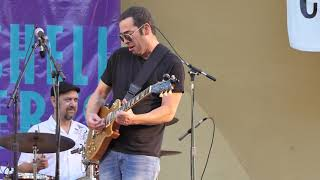 Albert Castiglia - Dirty Mother Fuyers - 7/30/21 Concert Shell in Reading, PA