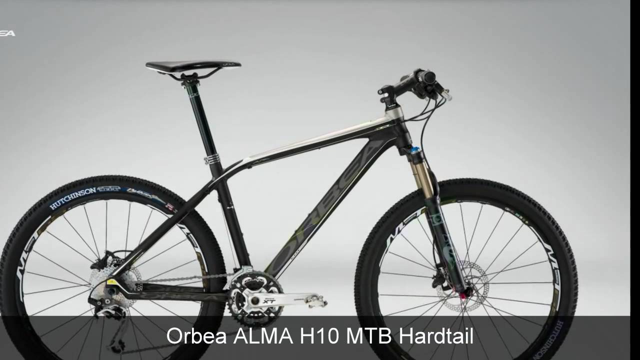 Orbea ALMA H 10 MTB Hardtail - YouTube