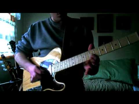 soundgarden guitar cover: 4th of july.