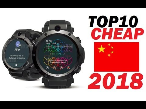 Best Cheap Chinese Smartwatches
