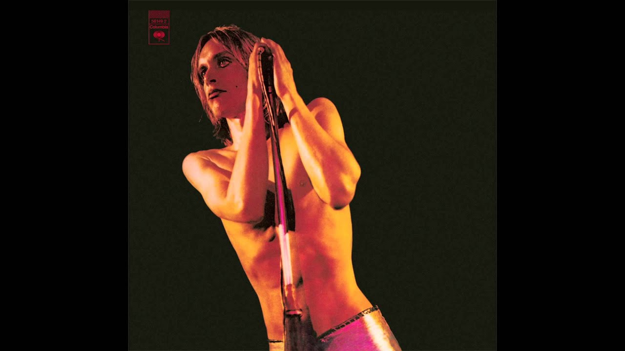 Iggy & The Stooges - Raw Power (Bowie Mix)