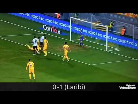 Frosinone - Cesena 3-3 Serie B Giornata 17 (Tutti i Goal)