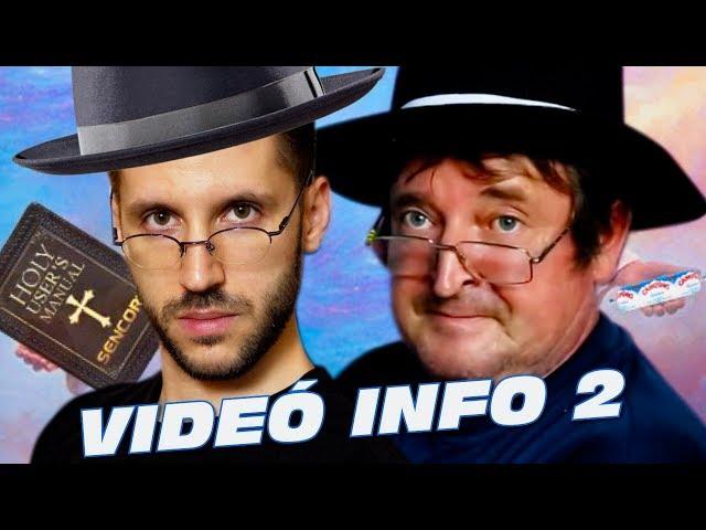 VIDEÓ INFO 2 🍽️