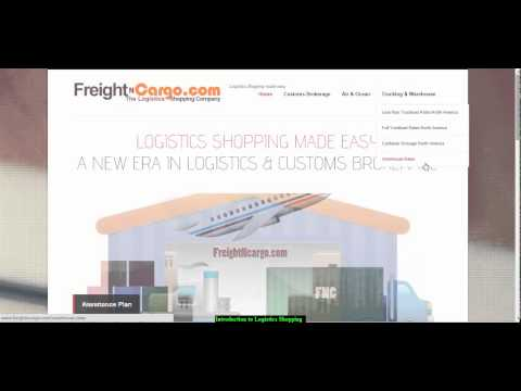 Import Export Supply Chain Logistics Shopping made easy