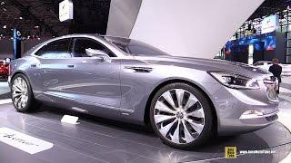 Buick Avenir Concept - Exterior Walkaround - 2015 New York Auto Show