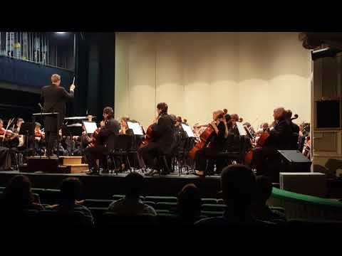 Purdue University Philharmonic Orchestra - Tchaikovsky Romeo and Juliet
