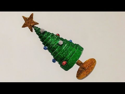 DIY 10 types of tabletop christmas tree