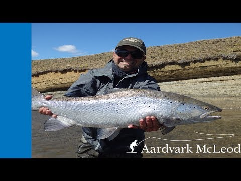 Fishing Kau Tapen Lodge On The Rio Grande, Argentina, For Sea Trout