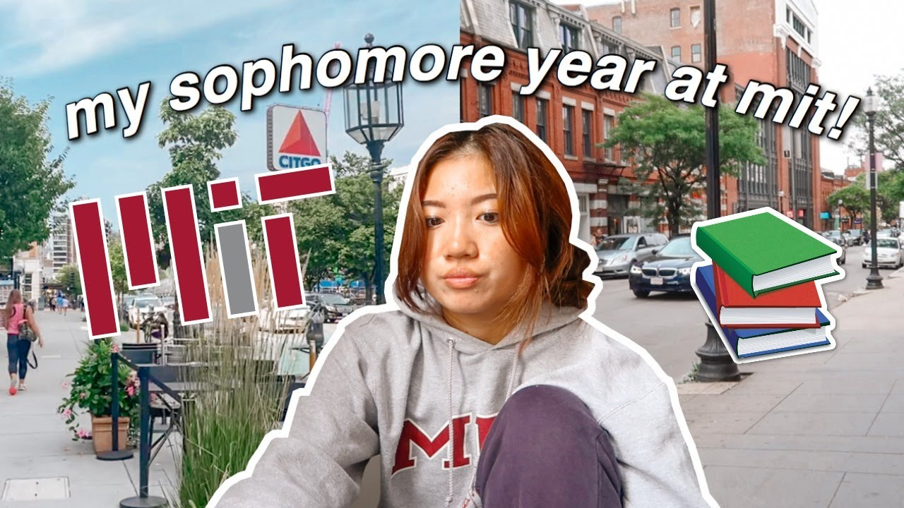 A day in the life of an MIT student 👩🎓 *online edition*
