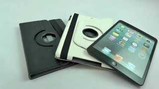 Обзор: Поворотный чехол для iPad mini. Вертится на 360 градусов!!!