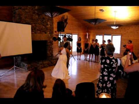 The Freemans Hip Hop Wedding Dance And Entrances Youtube