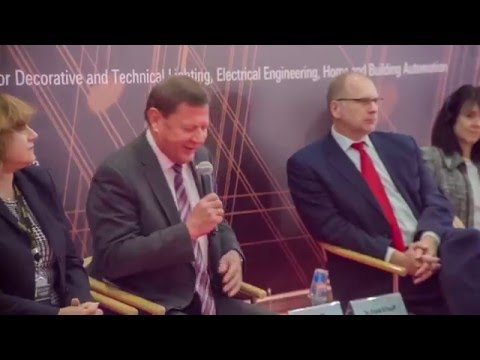 Interlight Moscow powered by Light+Building 2015 (ENG)
