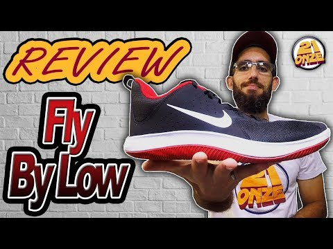 Análise Tênis Nike Fly By Low (Review Nike Fly By Low ptbr) | Canal 21onze