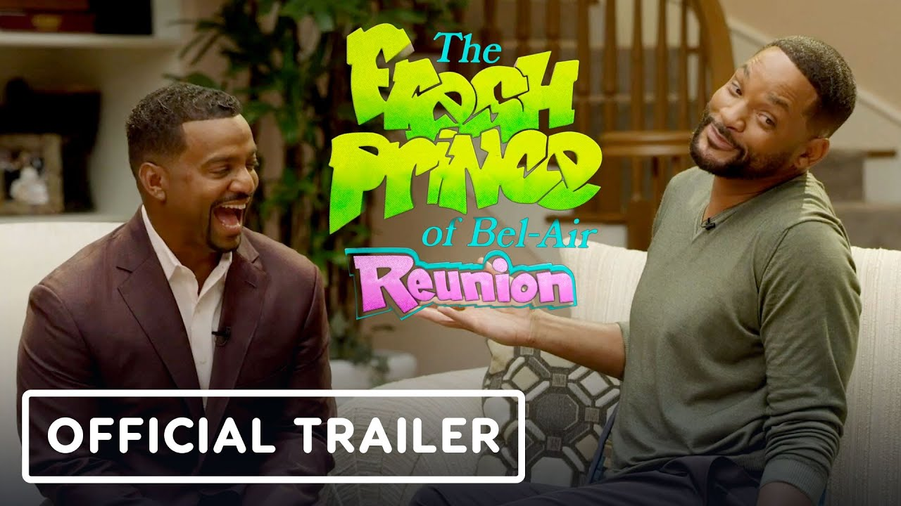 Download The Fresh Prince of Bel-Air Reunion - Official Trailer