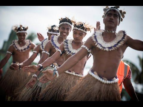 Banaban 70th Anniversary Celebration on Rabi Island, Fiji