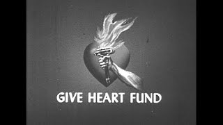 """Gambar cover Ray Bolger """"Scarecrow"""" Heart Fund PSA - 1960's"""