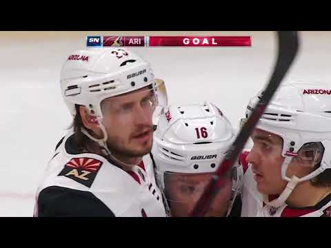 Arizona Coyotes vs Edmonton Oilers - November 28, 2017 | Game Highlights | NHL 2017/18
