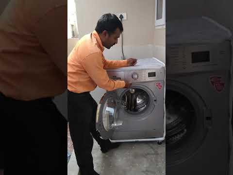 IFB 6.5Kg Washing Machine Demo Part 2 - Telugu