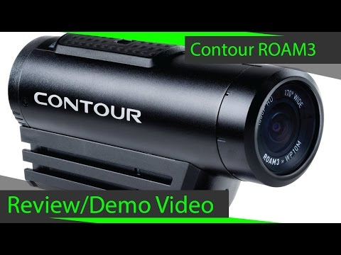Contour ROAM3 Waterproof HD Video Camera Review