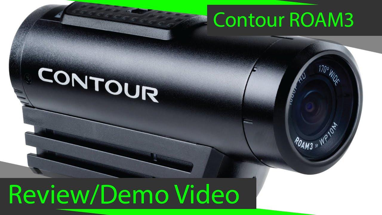 Contour ROAM3 Waterproof HD Video Camera Review - YouTube