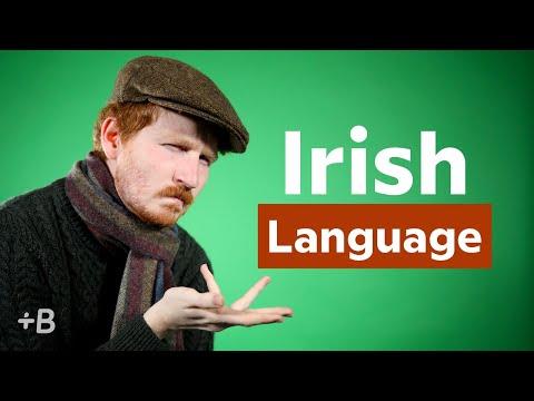 What Language Is Spoken In Ireland?