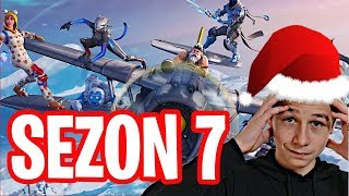 SEZON 7 FORTNITE ?! - Gramy z Widzami