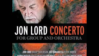 Jon Lord - Andante (Concerto For Group And Orchestra, 2012)