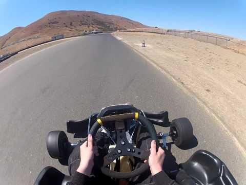 Intermediate Karting at Infineon