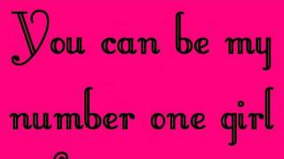 Mindless Behavior - Number One Girl Lyrics