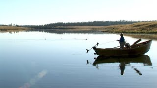 How to Fly Fish a Lake