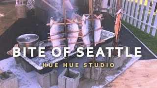 2018 BITE OF SEATTLE [SEATTLE FOOD FESTIVAL] 시애틀 푸드 페스티벌