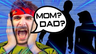 SECRET ABOUT DANIELS FAMILY REVEALED!? WHO ARE THEY? (CHAD WILD CLAY CWC VY QWAINT RED NINJA ROBLOX)