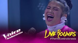Andaikan Kau Datang (Koes Plus) - Tesa | LIVE Rounds | The Voice Indonesia GTV 2019