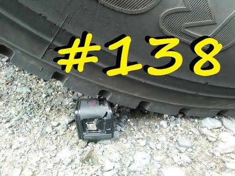 Český Truckvlog #138 - ,,Den blbec - Přehřívání motoru / Ulomený schod / zničená kamera,,