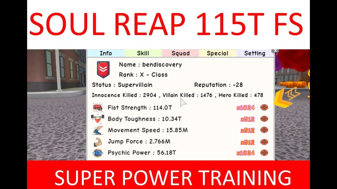 I Use Soul Reap To Take Down People 114 Trillion Fs Let S Play