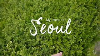 My travel in South Korea