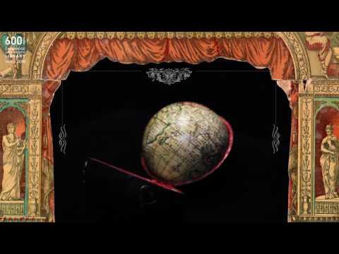 Curious Objects: Pocket Globe