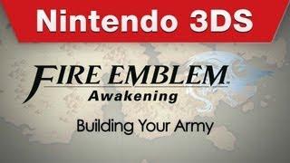Nintendo 3DS - Fire Emblem Awakening Building Your Army Trailer
