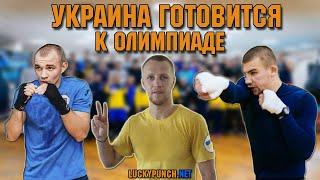 Украина в боксе сегодня умеет все Сборная готовится к завоеванию лицензий на Олимпиаду