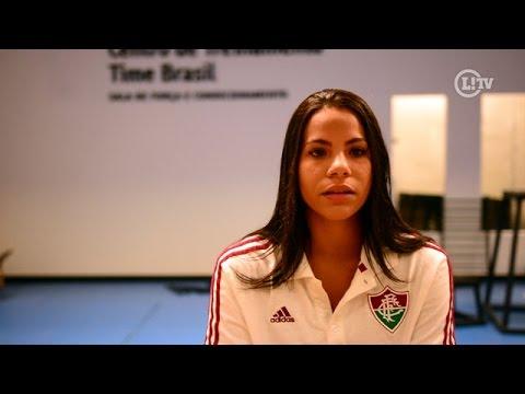 Ingrid Oliveira rebate machismo com rótulo de musa: 'Sou atleta'